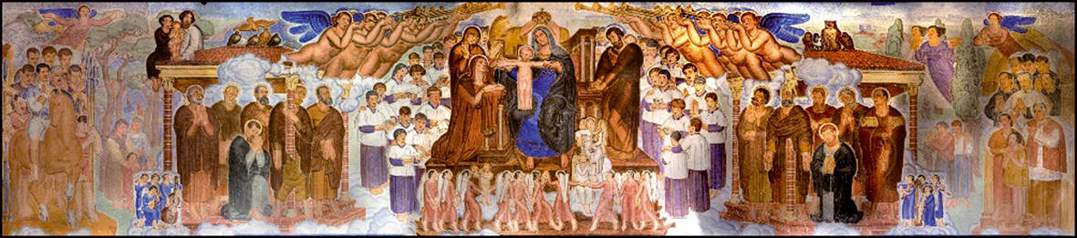 fresque religieuse vie étudiante toulouse esqese