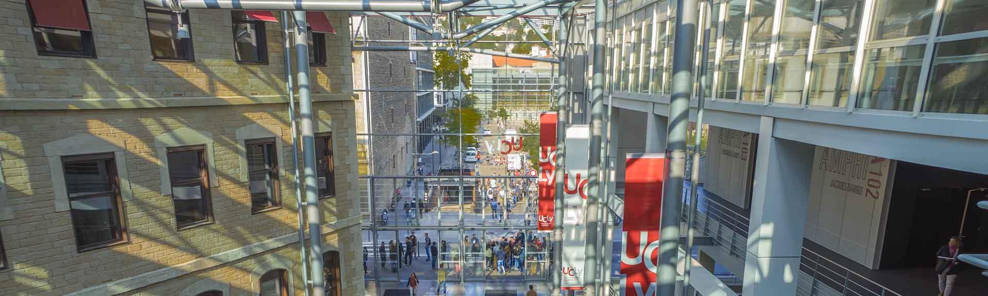 header - rue intérieure du campus st paul